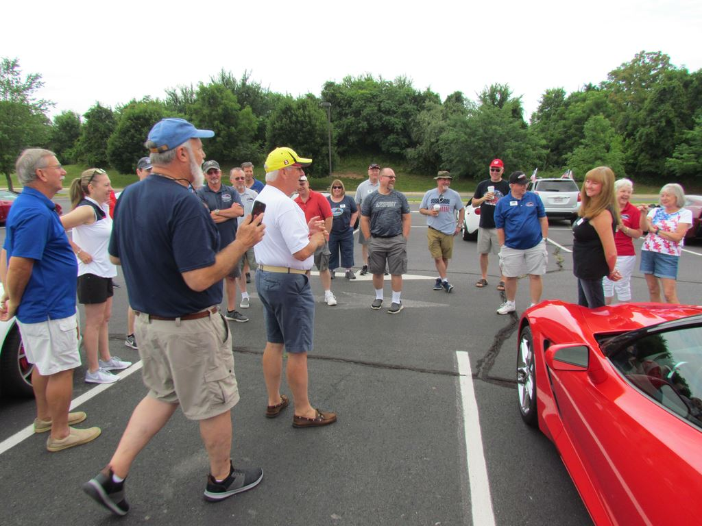 ODCC joins in the annual Leesburg, VA Independence Day Parade