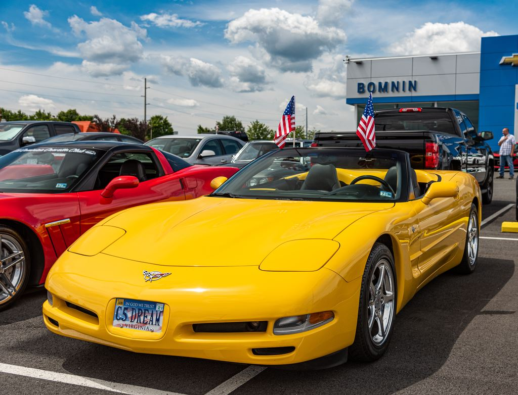2019 ODCC 30th Annual All-Corvette Cruise-in