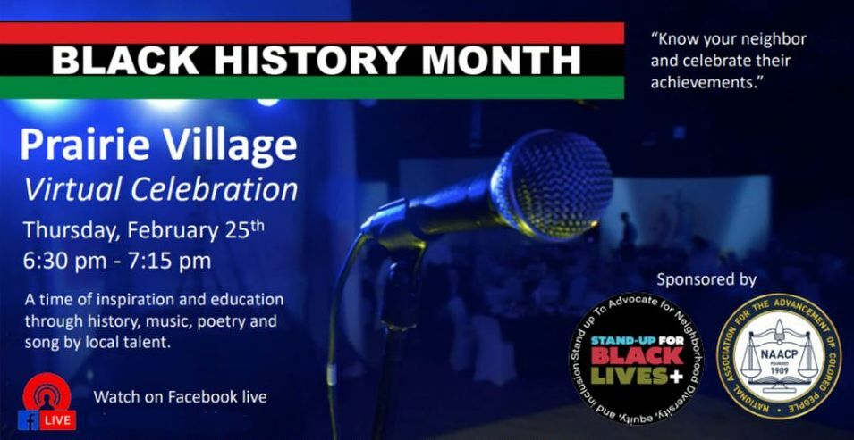 PV Blackk History Celebration 2021