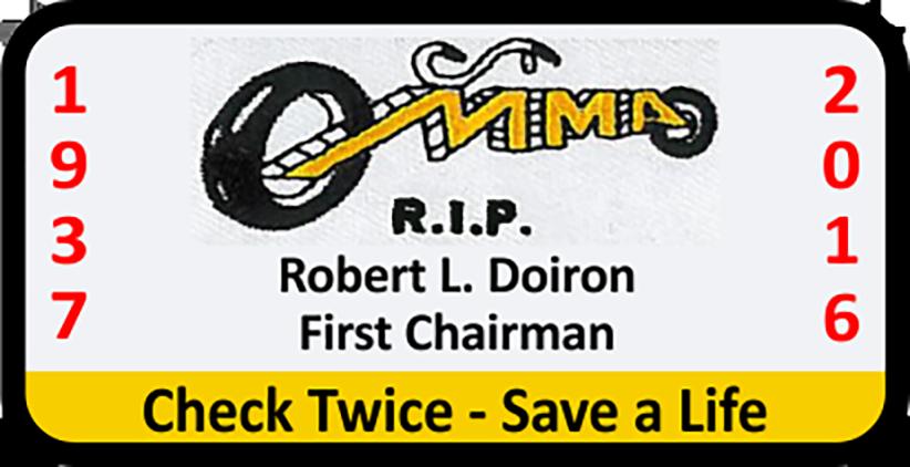 Bob Doiron Memorial Patch