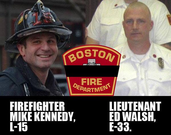 Boston FD 2014 - RIP