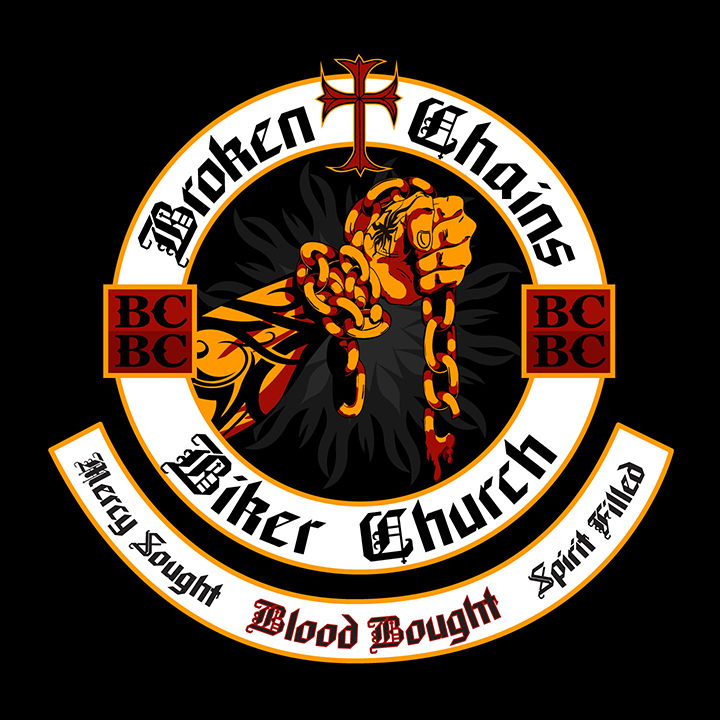 Broken Chains Biker Church Logo