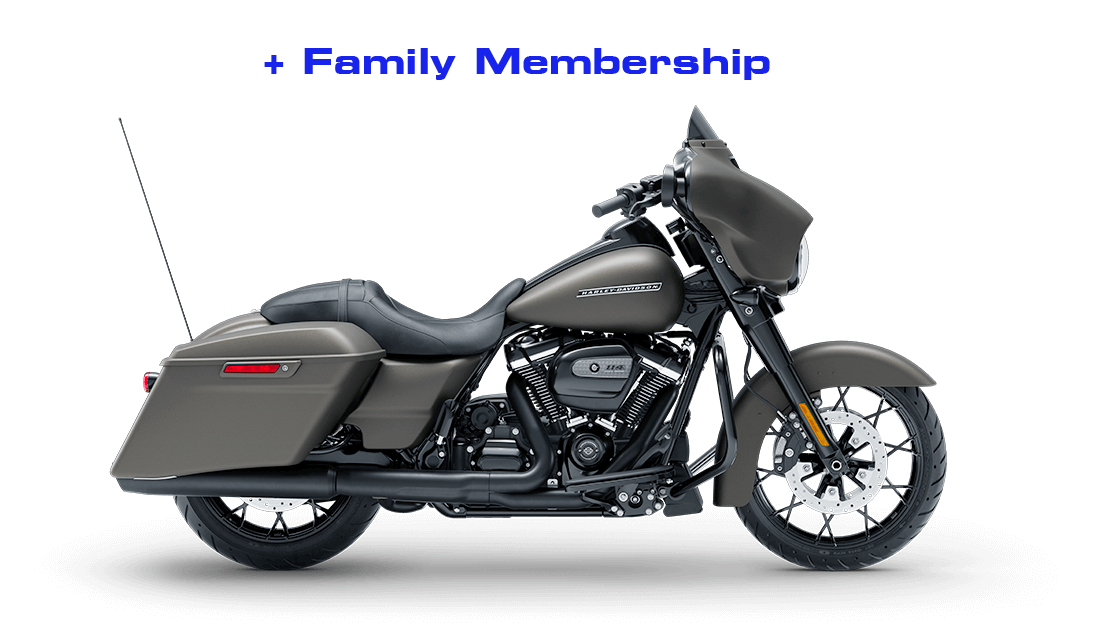 Family Membership Raffle Ticket Bundle