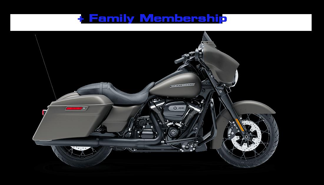 Family Membership Raffle Ticket Bundle