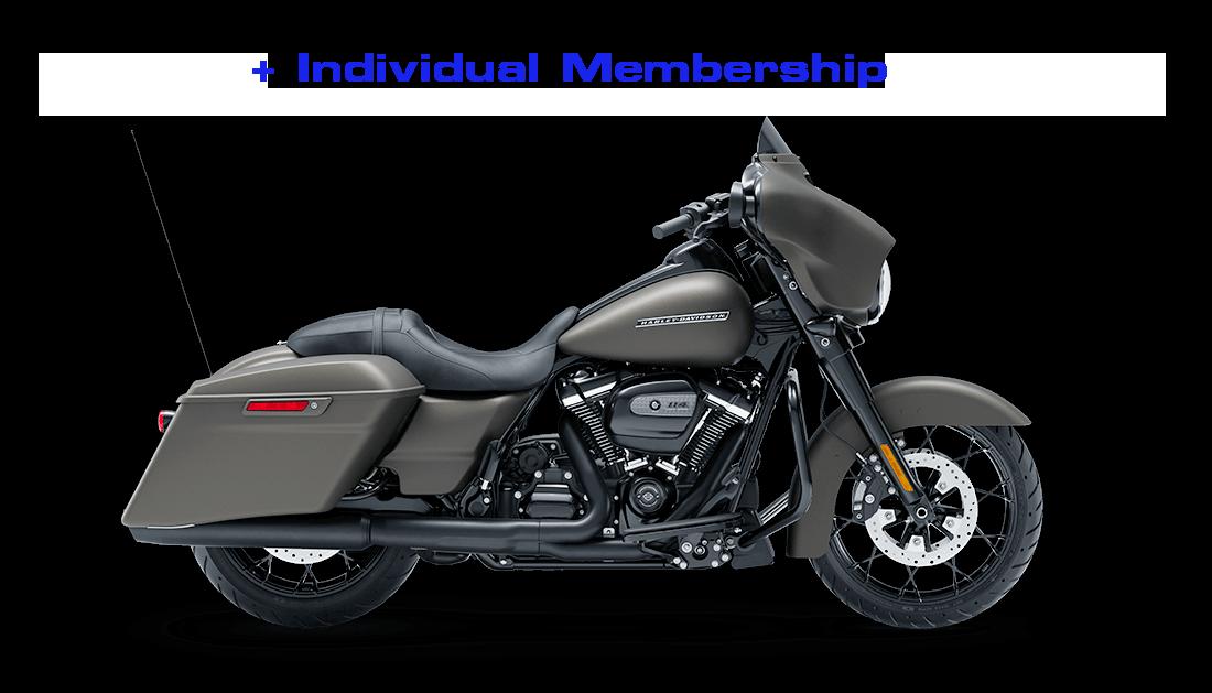 Individual Membership Raffle Ticket Bundle