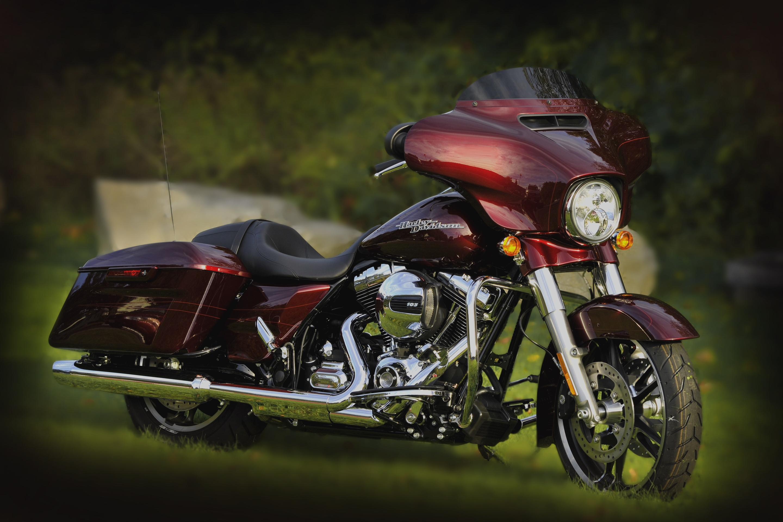 2014 Harley Street Glide Special Custom Paint   Autos Weblog