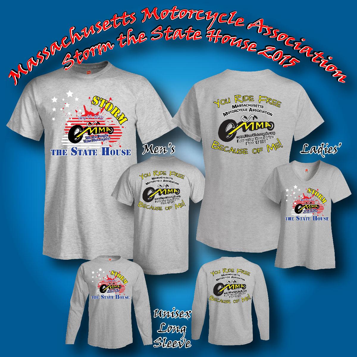 2015 Storm Shirts