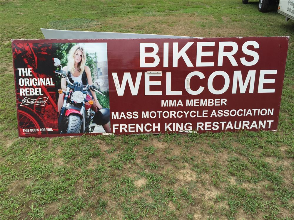 MMA Wildman Rally at the French King Motel and Restaurant in Erving, MA - 06 August 2016