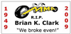Brian Clark Memorial Patch - click to view details
