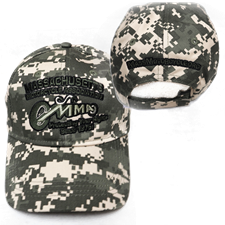 Ball Cap - Green Digi-Camo - click to view details