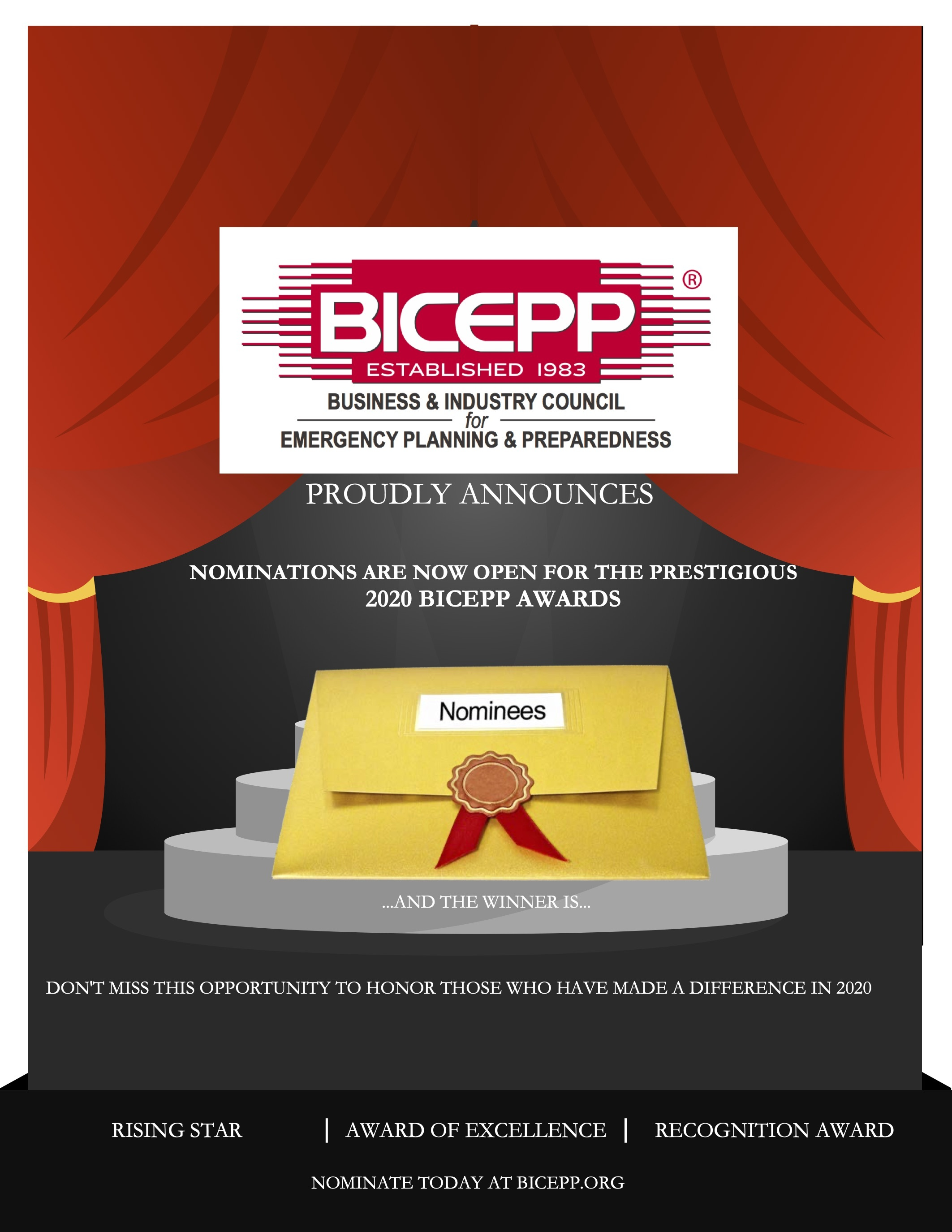 BICEPP Nominations Are Open