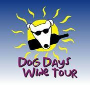 Dog Days Wine Tour logo