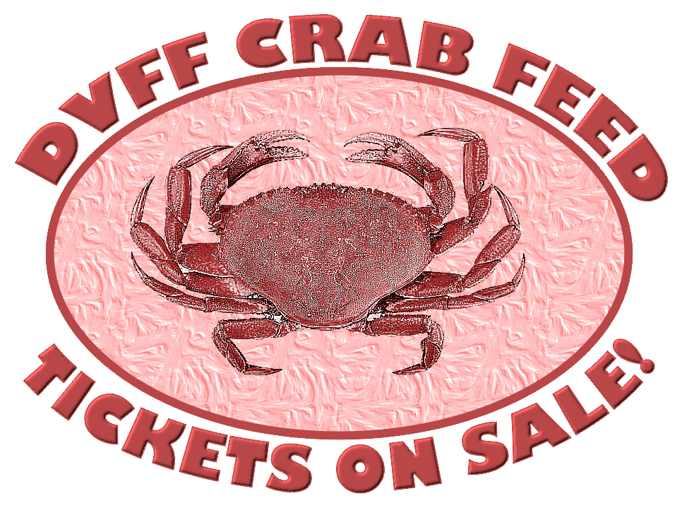 Crab Feed Tickets on Sale