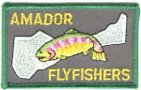 Amador Flyfishers Logo