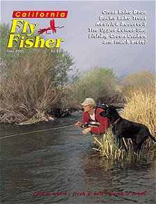 California Fly Fisher Magazine