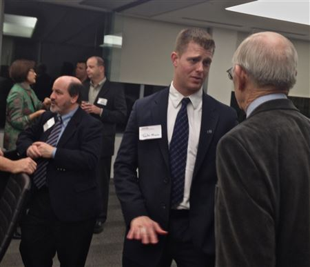 Government Resources for doing Business in China were presented at the January 15 2014 gathering at Shulman Rogers.