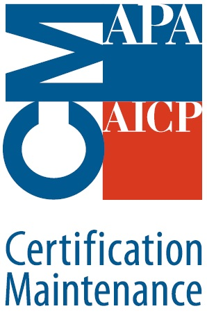 AICP Certification Maintenance