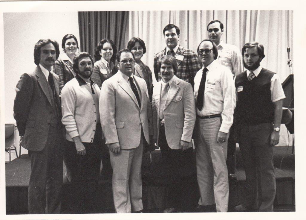 RPC Executive Committee 1980