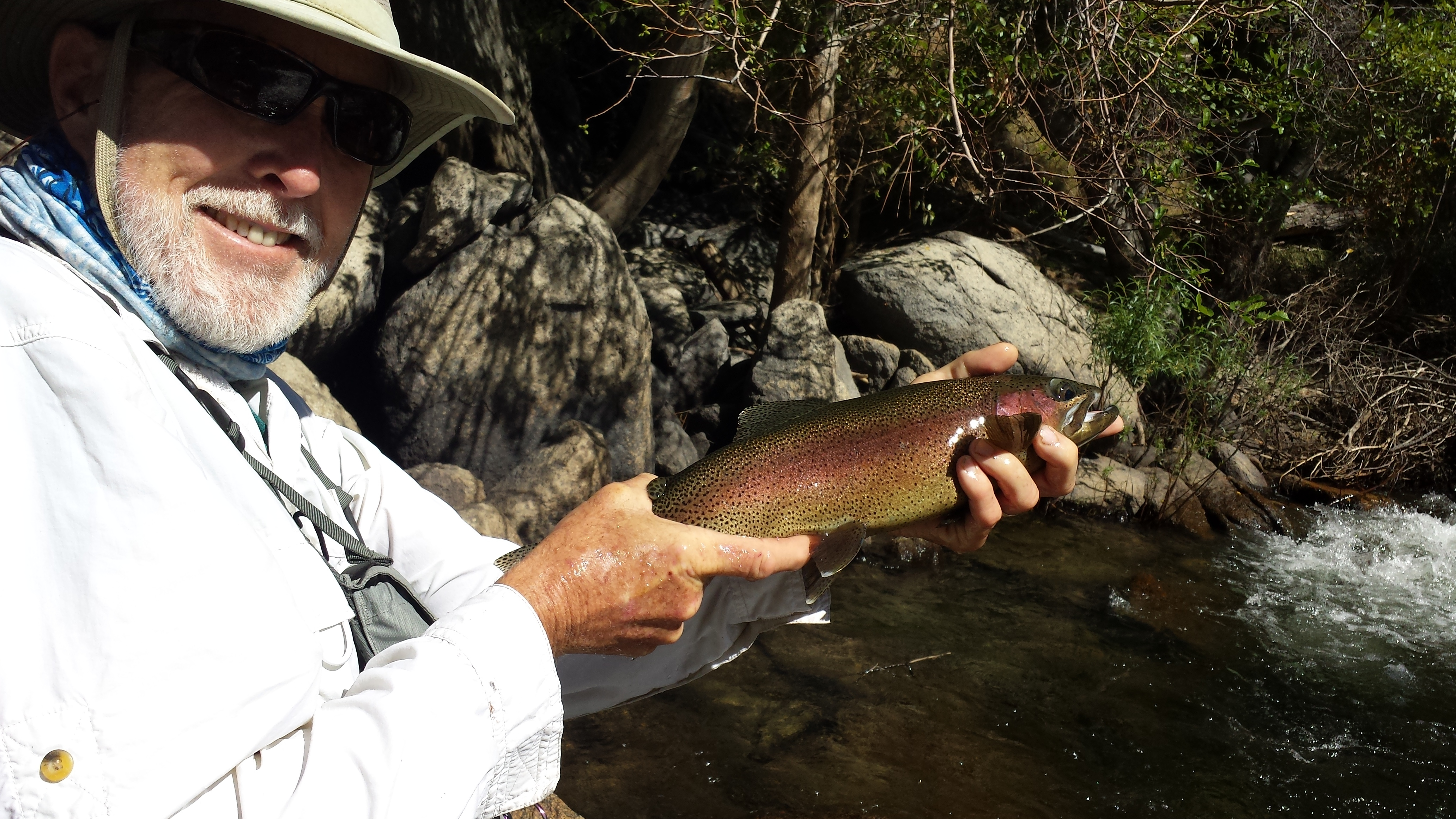 Outings - Sespe Fly Fishers