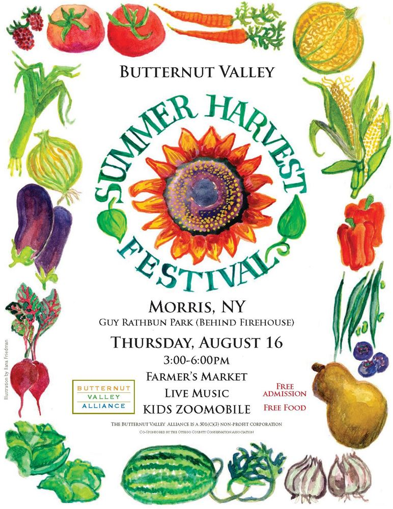 10th Annual Summer Harvest Festival