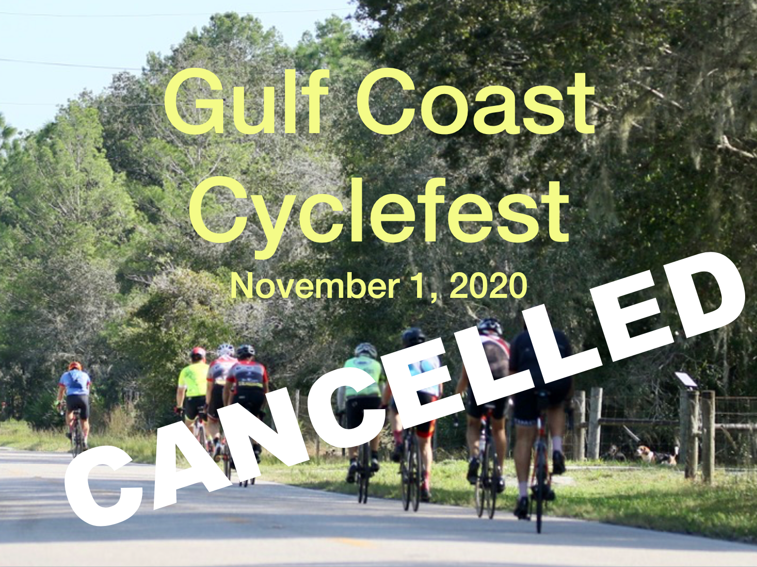 2020 Cyclefest Canceled