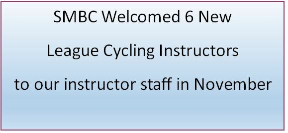 League Cycling Instructor caption