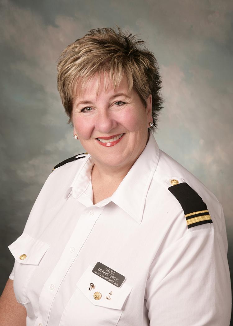 Debbie Siwek 2018 Membership Director