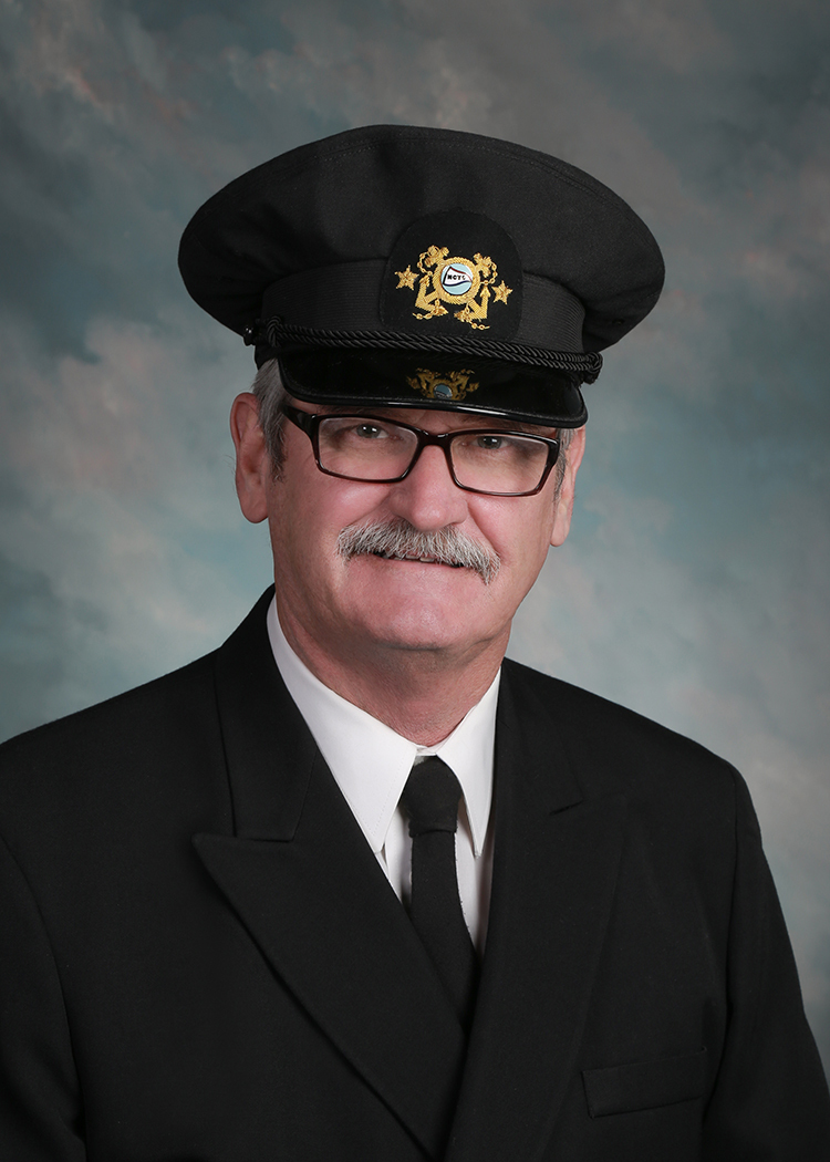 2019 Vice Commodore Bill Calihan