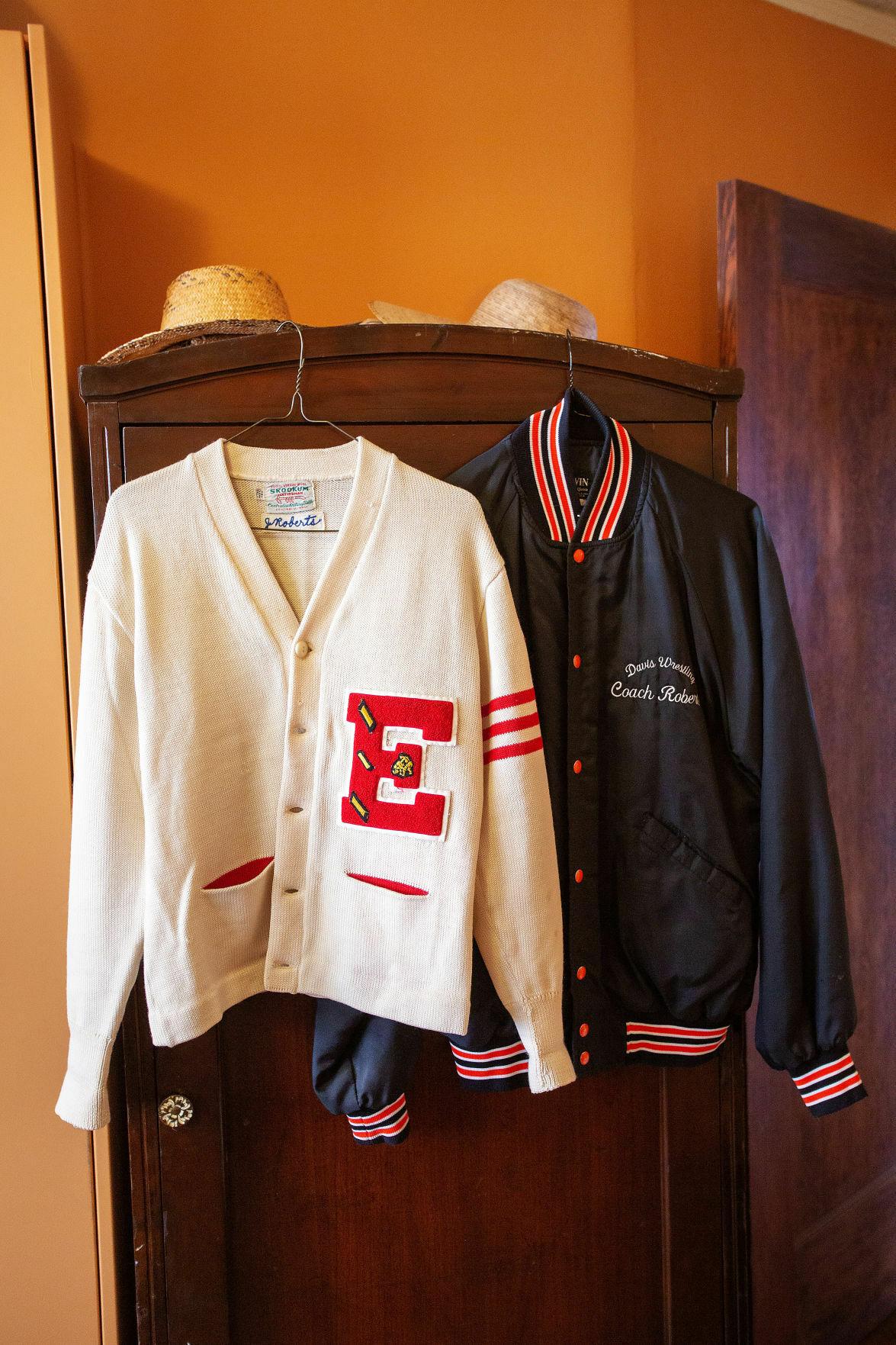 Jack Roberts coaching jackets