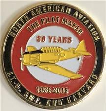 80th Challenge Coin - click to view details