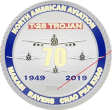 70th Challenge Coin - click to view details