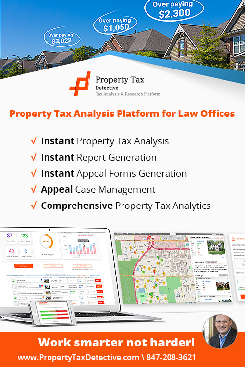 Property Tax Detective
