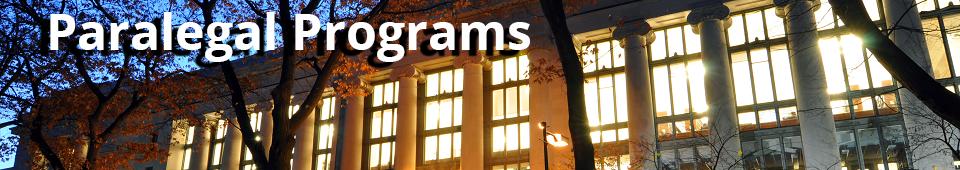 Paralegal Programs - Illinois Paralegal Association