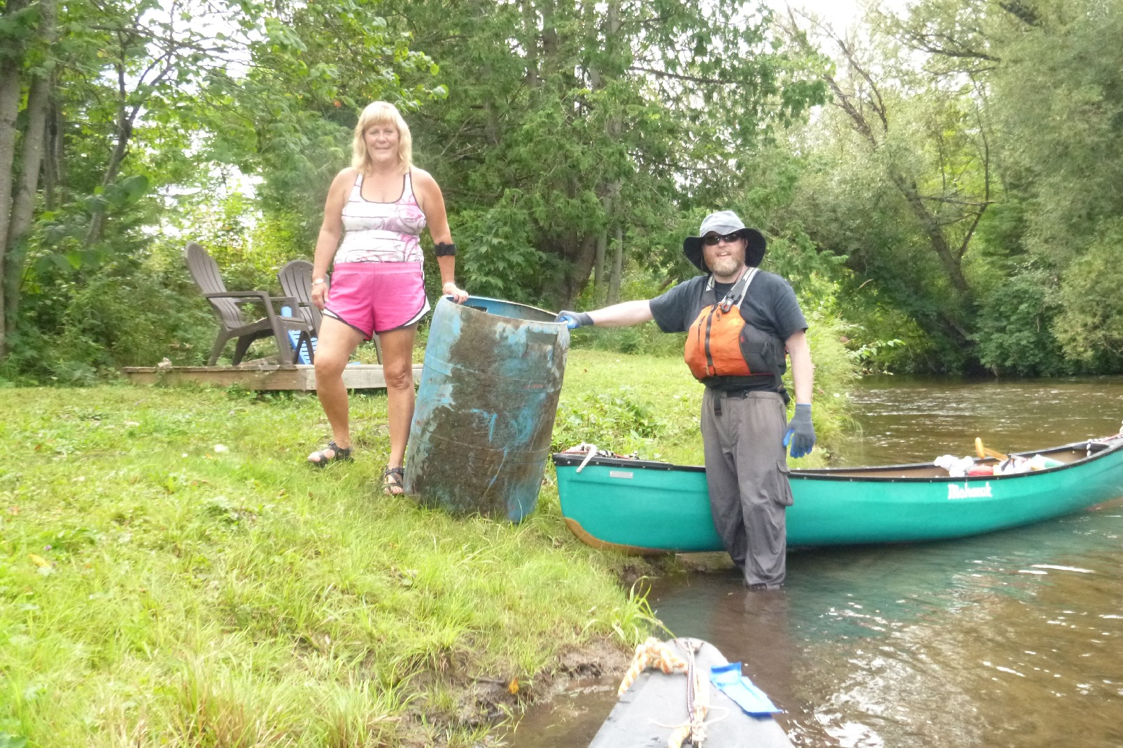 Trip Reports - Traverse Area Paddle Club
