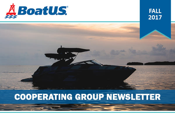 Boat US Cooperating Group Newsletter - Point Yacht Club, Inc