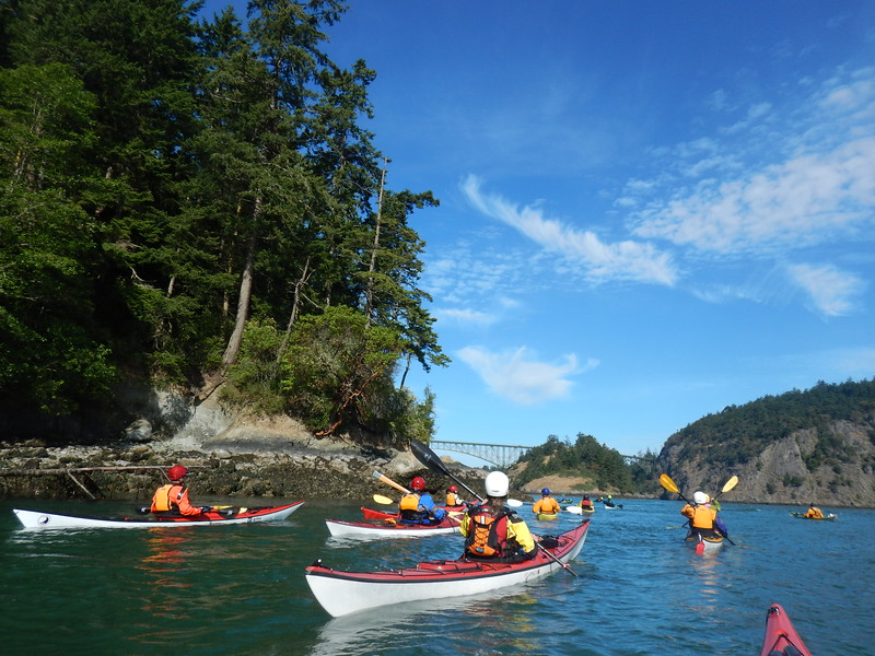 Basic Class Sea Kayaking
