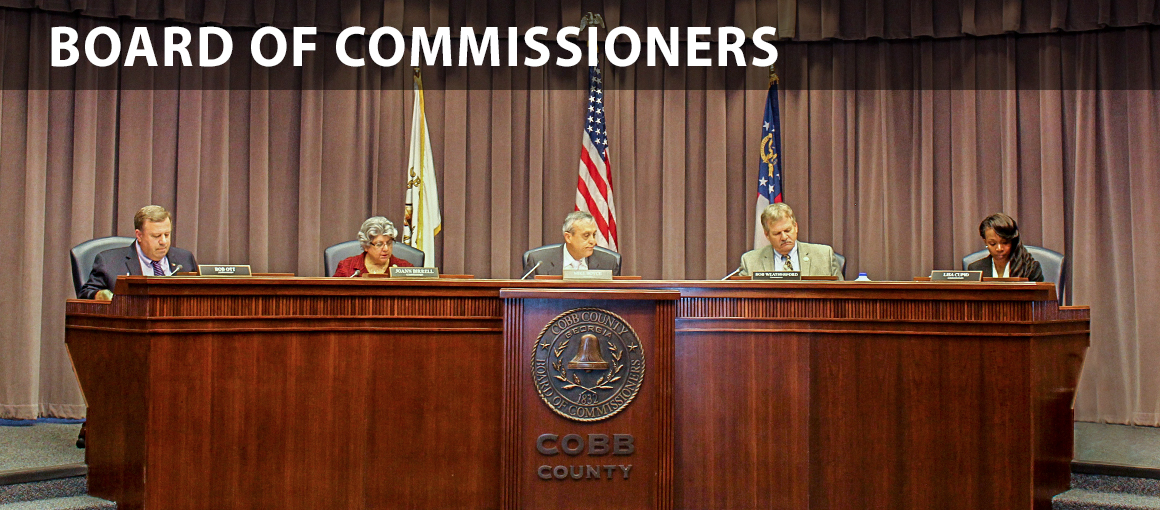 Cobb Board of Commissioners