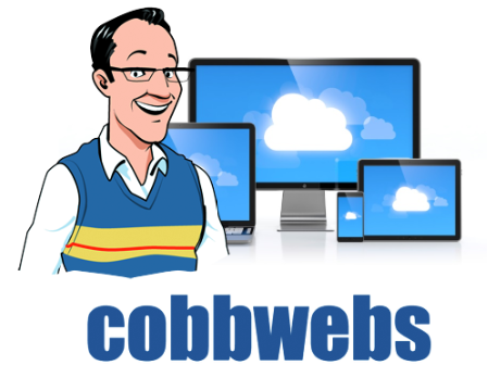 CobbWebs & IT Larry