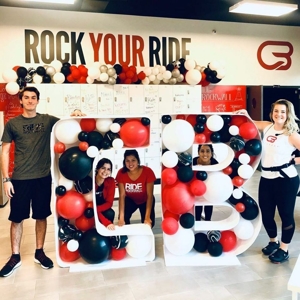 Cyclebar Rock Your Ride