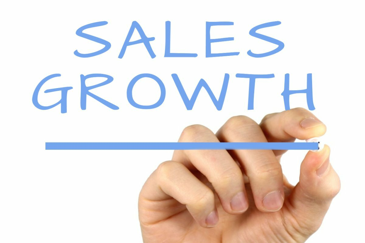 Sales Growth Image