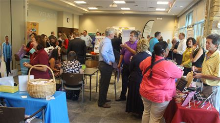 Our 1st Expo was a HUGE success. Take a look at all the great things that were happening that day.