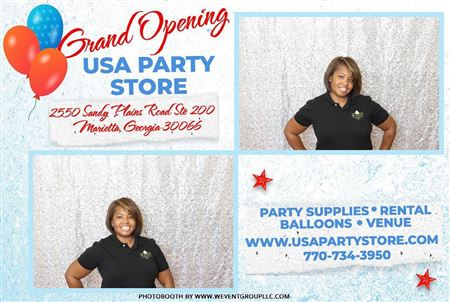 USA Party Store Grand Opening & Ribbon Cutting