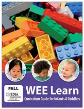 WEE Learn Curriculum Infants/Toddlers - click to view details