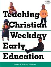 Teaching in Christian Weekday Early Education - click to view details