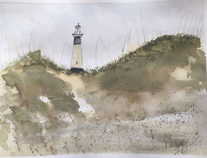Stephen Landford Tybee Lighthouse