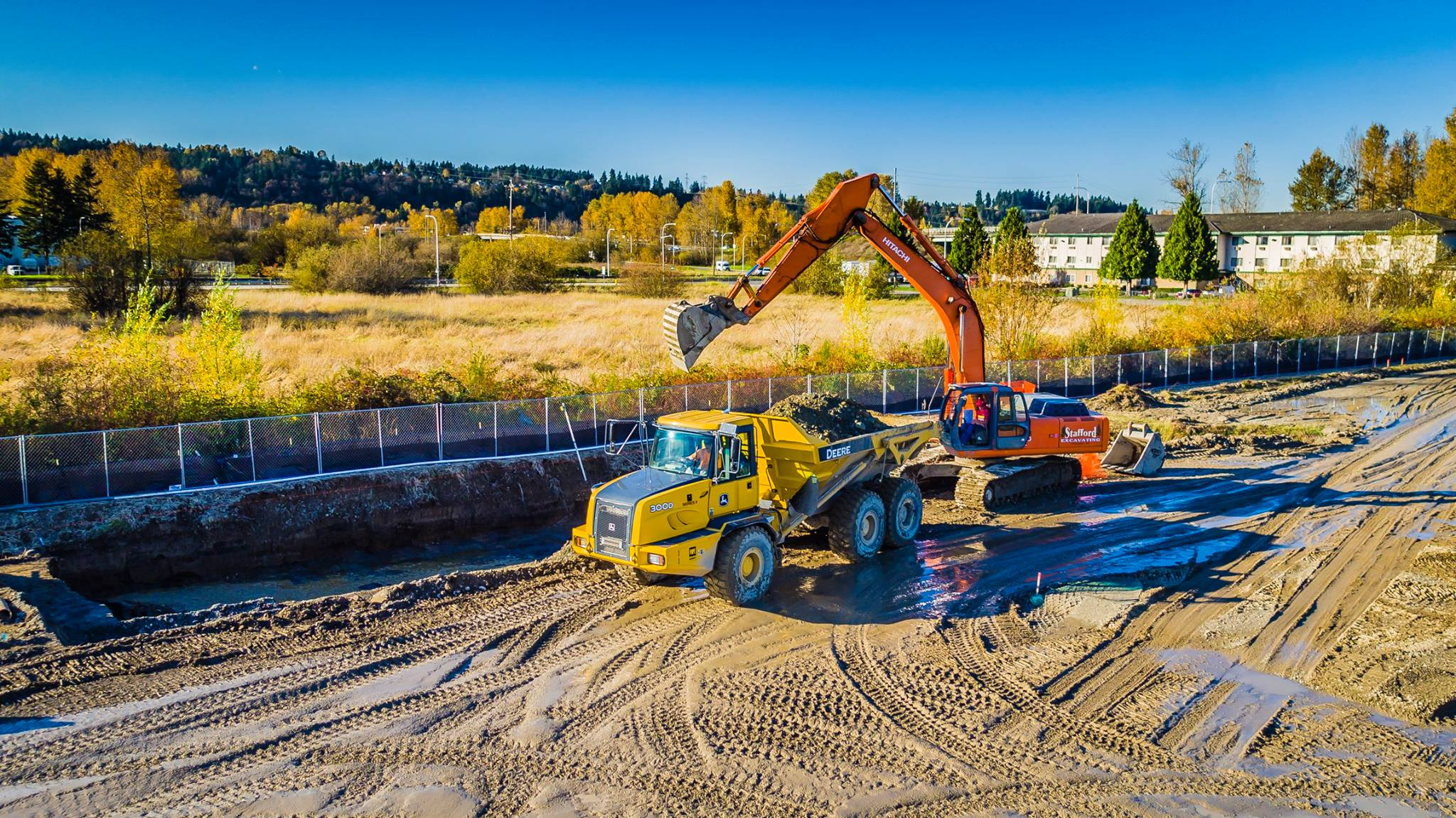 Stafford Excavating