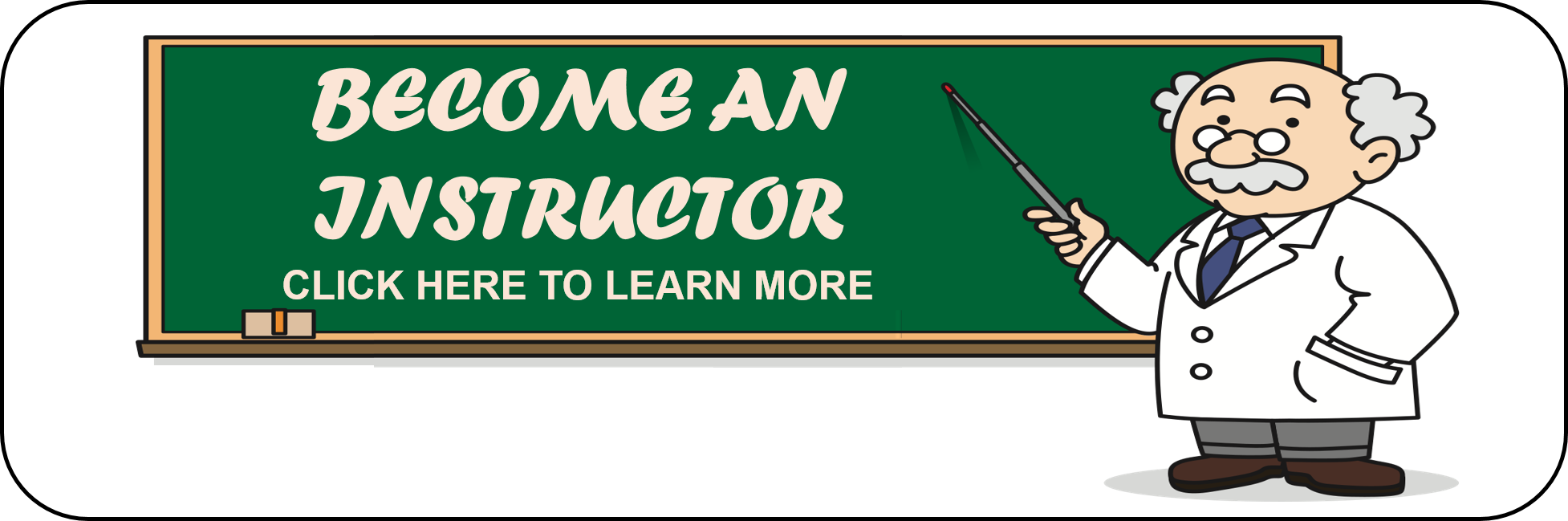 BECOME AN INSTRUCTOR BUTTON