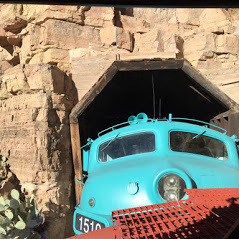 verde valley train 2020 Tunnel I