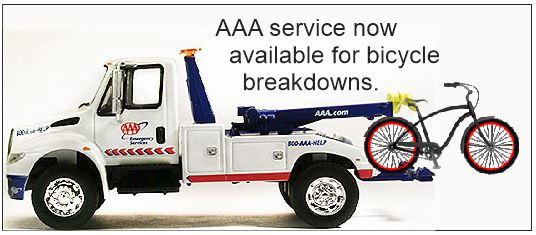 AAA Bicycle Service - BikeOklahoma