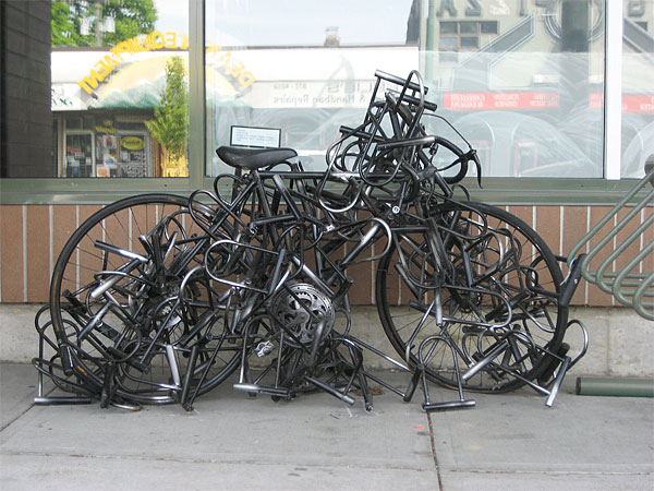 Too Many Bike Locks